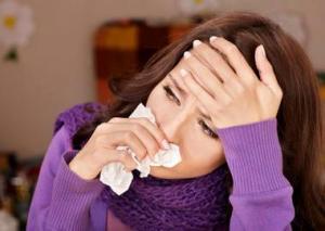 Как отличить простуду от вируса