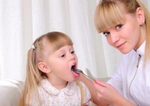 Гипертрофия носоглоточных миндалин
