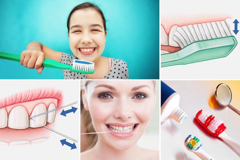 Уход за зубами больше, чем машинальные движения щеткой