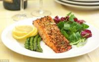Жирный лосось вдвое сокращает риск развития артрита