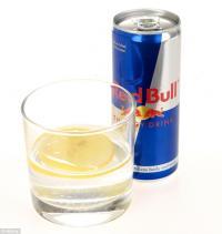 Коктейль из алкоголя и энергетиков опасен