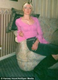 Бодибилдинг спас 35-летнюю британку от анорексии