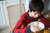 Дробное питание снижает риск ожирения у детей