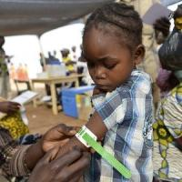 Либерии грозит эпидемия кори