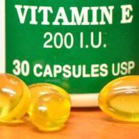 Витамин Е и кожа