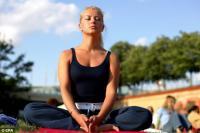 Медитация осознанности – оружие в борьбе со стрессом