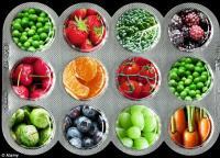Фрукты, овощи и цельные злаки, как профилактика хронических болезней