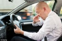 Простуженный водитель опаснее пьяного