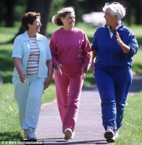 Толстые бедра приведут к осложнениям в старости