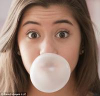 Диетологи  против мятной жвачки