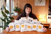 Из-за пищевого расстройства британка отказывается есть что-то кроме лапши
