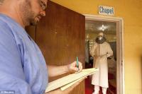 Гражданин США мог заразить вирусом Эбола 30 000 человек